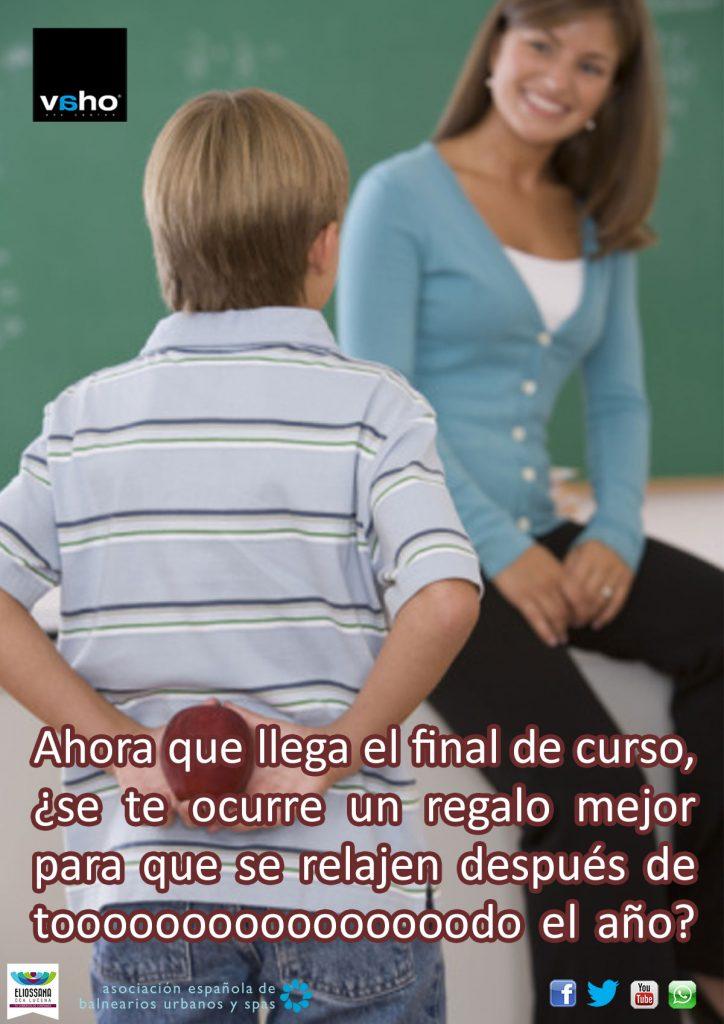Regalo maestra