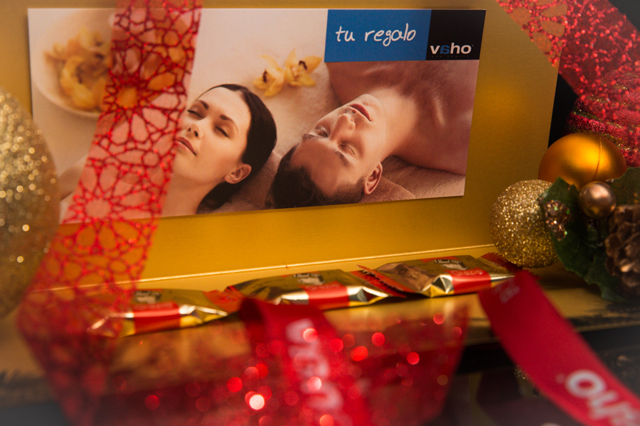 Tarjeta Regalo Vaho Spa Center