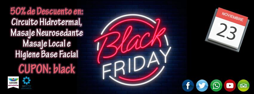 Black Friday Vaho Spa Center